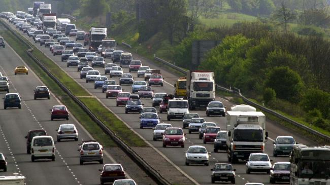 Serious travel problems on roads and rail today
