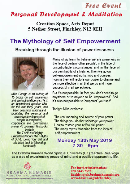 The Mythology of Self Empowerment