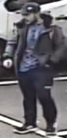 Police believe this man can help with their enquiries. Photo: Herts Police