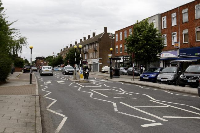 Police were called to Radlett late on Wednesday afternoon