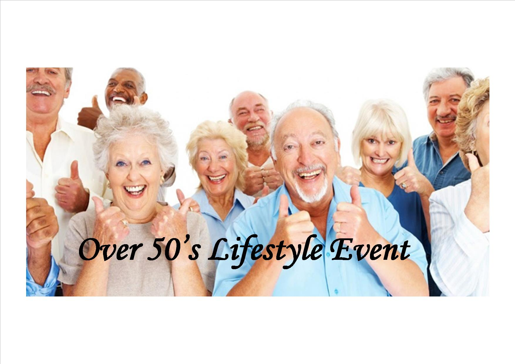 Barnet Over 50's Lifestyle Event
