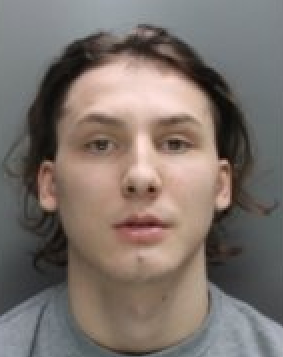 Lician Savin, pictured, attacked his victim at a party in Napsbury Park. Photo: Herts Police