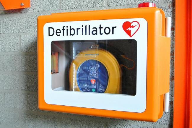 Cllr Seamus Quilty has suggested installing defibrillators at waste and recycling centres