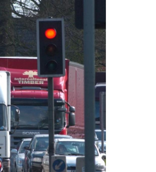 Consultation aims to get 24-hour traffic signals at Stirling Corner