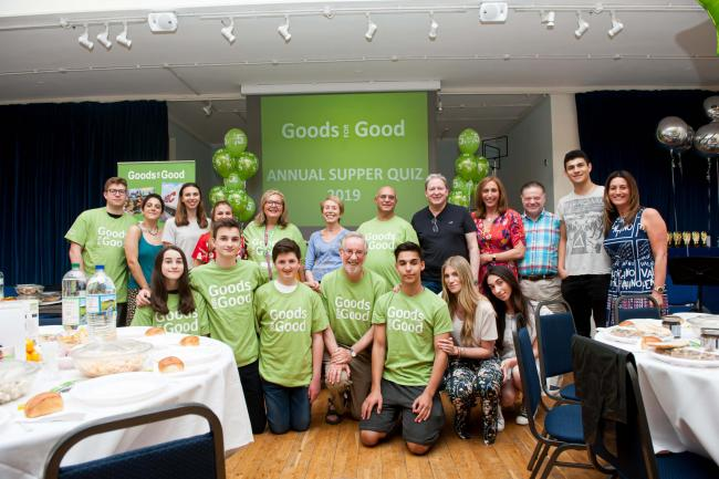Goods for Good is celebrating a five-year anniversary