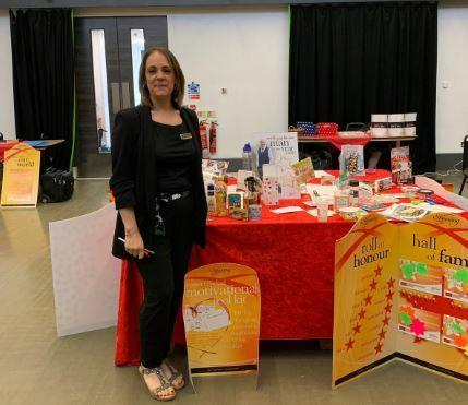 Hannah Harman is a Slimming World consultant in Borehamwood